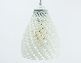3D print model FIBONACCI LAMP SHADE