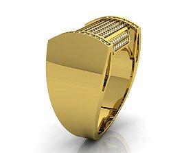 Mens Ring 06 3D print model