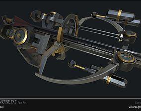 Dishonored 2 Corvos Crossbow 3D printable model