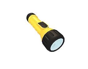 Flashlight - 2k PBR lit and baked lighting 3D model