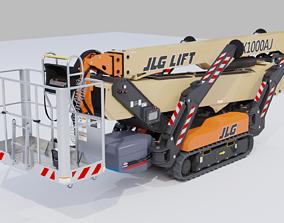 3D model Aerial Work Platform JLG X1000AJ
