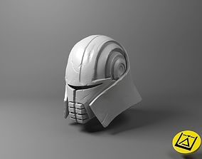 wars 3D printable model Star Wars Starkiller helmet