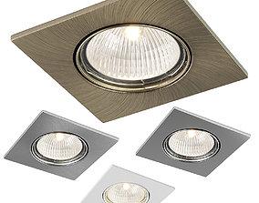 3D 01194x Lega 16 Lightstar recessed spotlight