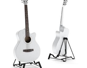 Elitaro E401OC Guitar 3D model