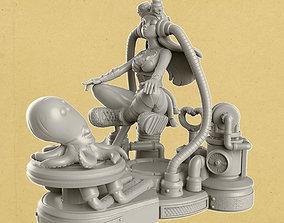 Clementine 3D printable model