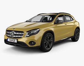 Mercedes-Benz GLA-Class X156 2017 3D