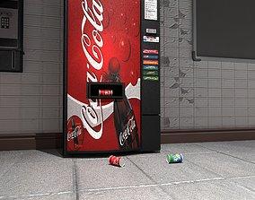 3D Automatic Vending Machine