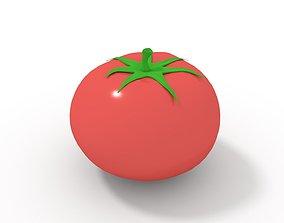 3D asset Tomato