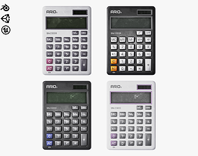 3D model Calculator Collection