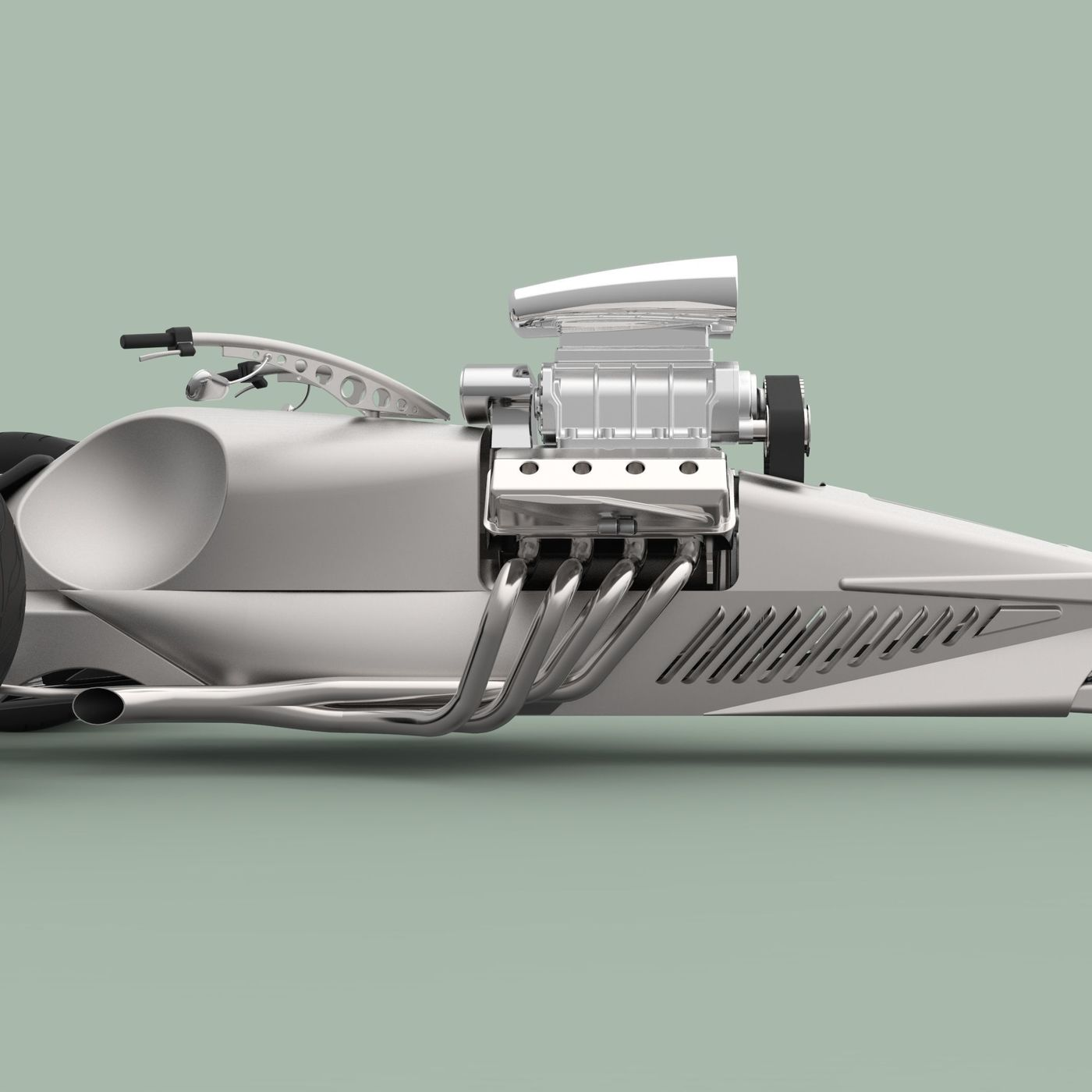 Hemi Trike Rocket II