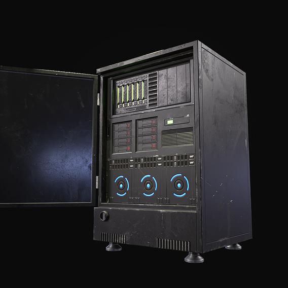 Server cabinets(racks)