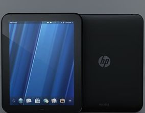 3D HP TouchPad 4G