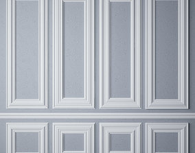 3D Set of Moldings 2