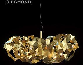 3D BrandVanEgmond Fractal Lamp