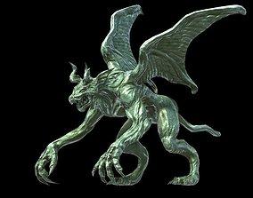 Gargoyle TypeA 3D model