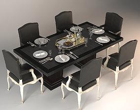 Baker 4093 Table 3D