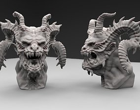 3D print model Dragonite Bust sculpt