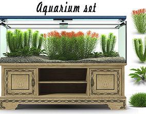 3D Aquarium set