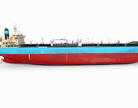 Oil Products Tanker Maersk 3D model