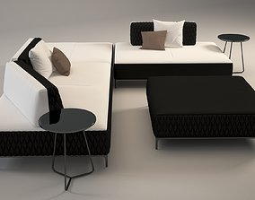 Ditreitalia sanders air sofa 3D