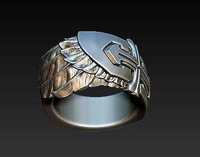 3D printable model Cherubim RING