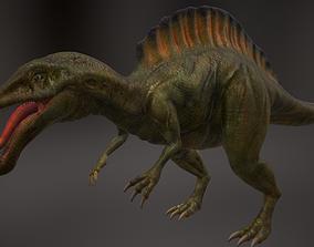3D Spinosauros