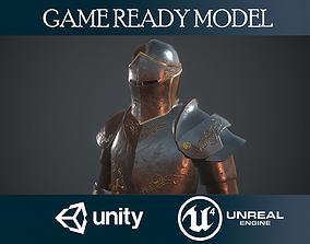 Armor 3D asset