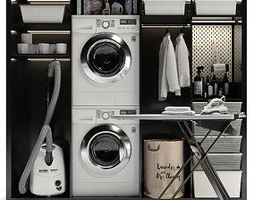 Laundry room labruket 3D