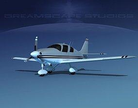 3D Cessna 400 TTx V10