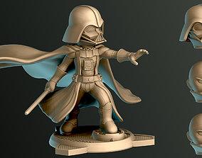 3D printable model SIMPLES - Darth Vader