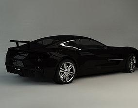 auto Aston Martin One 3D model
