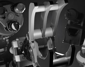 3D model One Robot Manipulator