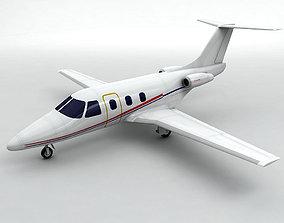 3D model Eclipse 500 Aircraft