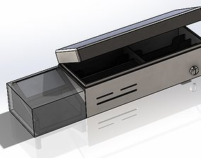 Cash Counter 3D print model