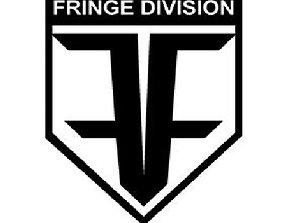 3D printable model Future Fringe Division Key FOB
