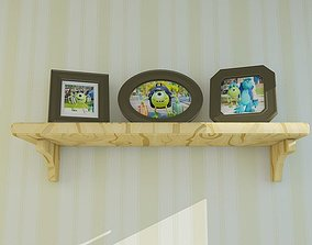 3D Cartoon Picture Frame