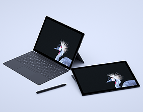 3D model Surface pro 6
