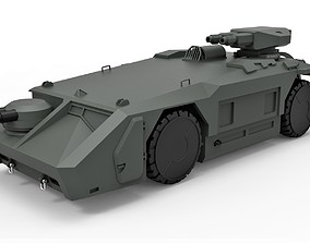 Diecast model M577 carrier from Aliens Scale 1 to 32