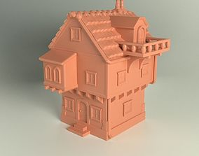 Fantasy House 3D printable model