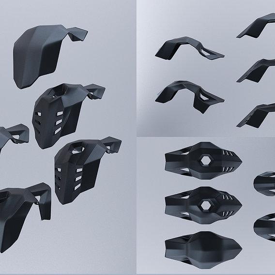 Automotive sculptures
