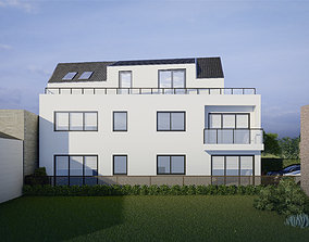 3D model Private house in Germany V1