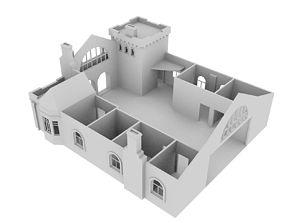 3D print model Fort William Train Station Circa 1960s