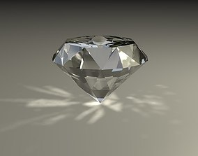 3D printable model Diamond