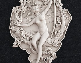 Sagittarius 3D print model sculpture