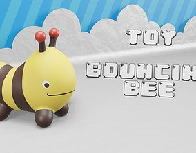 3D Toy Bouncing Bee - Rocking for Kids