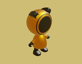 3D printable model Robot Character RC01