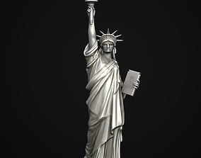 3D printable model Statue of The liberty Sculpt