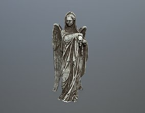 3D model Angel Statue 2
