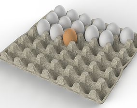 3D model Egg Carton