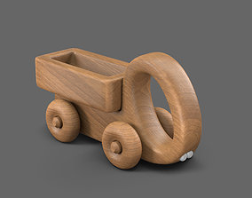3D print model CAD Truck